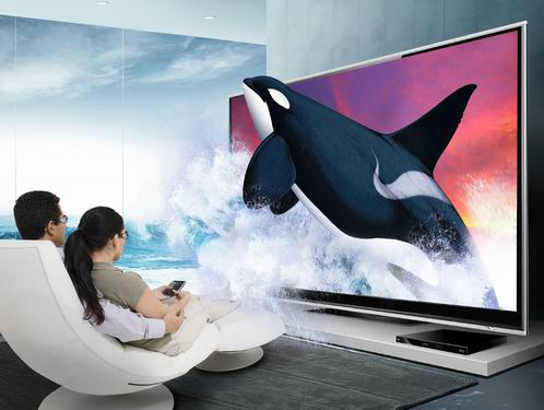 KDX 3D Technology with TV