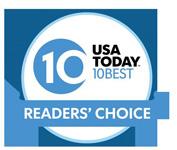 USA Today 10Best Award Logo