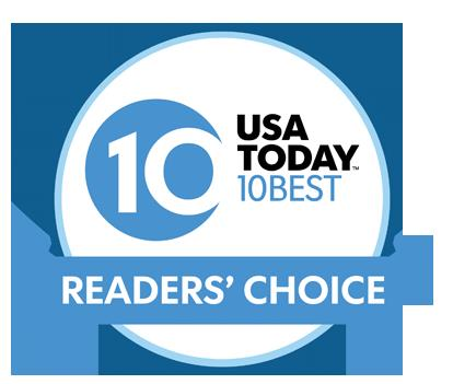 USA Today 10Best Award Logo