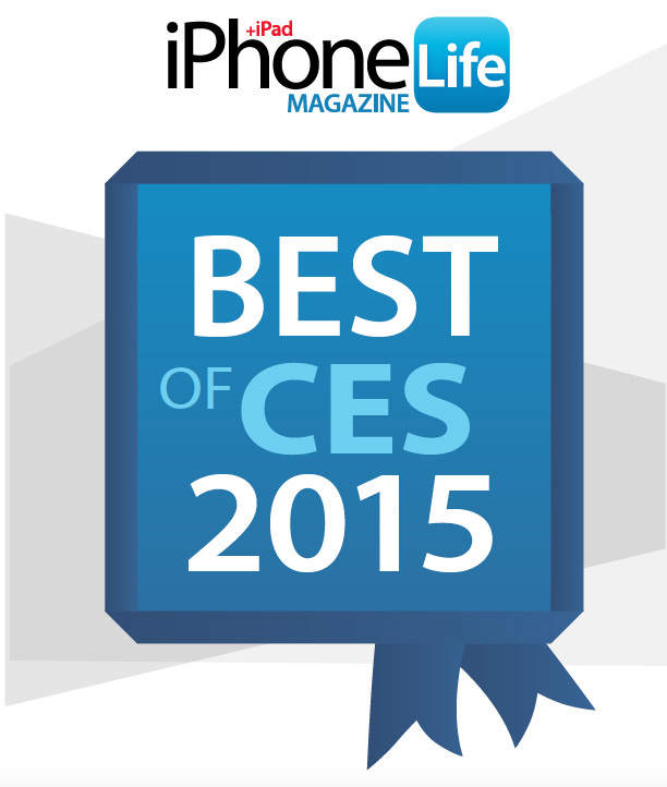 "KMI Wins iPhone Life magazine Best of CES 2015 Award for K-Board! ""Accomplished musicians can leverage the tactile feedback from the device, compared to a touchscreen, whereas beginners can leverage the light-up buttons and tutorial apps to learn to play music. The small size and flexibility make it easy to take a virtual piano on the road. It works with computers thanks to the USB interface and tablets like the iPad can use Apple's USB camera connector."" - Todd Bernhard"