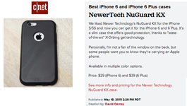 """USA Today on NewerTech LED Lamp � Holiday Gift Guide 2014! """"Makes the perfect gift for college student dorm rooms, apartments, and bedrooms."""" - USA Today"""