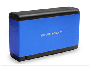 "Asian Journal on Powerocks: ""But recently, Karen Thomas of the Thomas Public Relations - The #1 Award-Winning Public Relations Agency for Consumer Electronics, on behalf of Powerocks sent me an email stating that sample products were now available and was checking my interest in reviewing them... I love it! I highly recommend our readers to buy it!"" - Ben Maynigo, Asian Journal."
