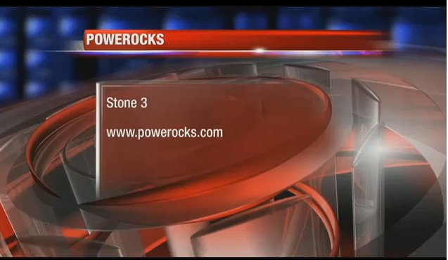 "KHQ-TV Spokane, Washington on Powerocks Stone3 Portable Power! ""I love it. Charging multiple devices all at once."" - KHQ-TV"