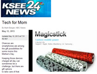 NBC-TV Syndicated TV Show on Powerocks Power Banks � Tech for Mom by Suzanne Kantra