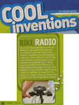 "National Geographic Kids on foxL Speakers & Bike Mount ""Soundmatters handlebar-mounted speakers make your music collection good to go""!"
