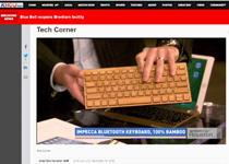 CBS-TV �Great Day Houston� Tech Corner on Thomas PR Clients� NewerTech & Impecca by Doug Delony!