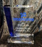 New! Thomas PR Wins PRPLI 2021 PR CAMPAIGN OF THE YEAR!