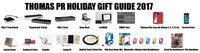 THOMAS PR HOLIDAY GIFT GUIDE 2017