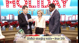 ABC-TV Live with Kelly & Michael on LifeLink!