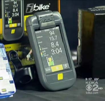 "Thomas PR Clients: Uwater, iGrill and iBike in ""DR. FRANK SHOWS COOL GIFTS for DAD'S & GRAD'S ON CBS-TV (PITTSBURGH TODAY LIVE) MAY 30, 2012"""