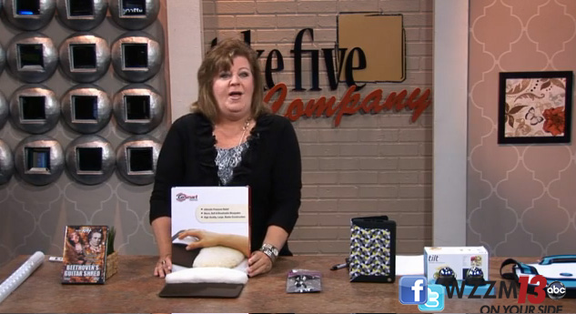 "ABC-TV ""Take Five & Company"" Show (Grand Rapids, MI) Features Thomas PR Clients GoSmart and The Great Kat"