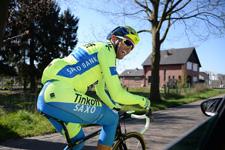 Velocomp Tinkoff VIP Cyclist Using Velocomp Product